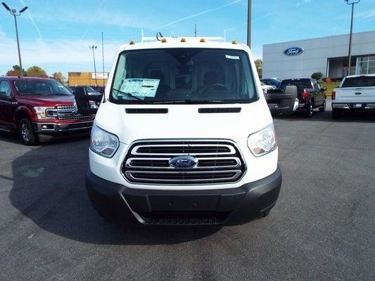 Ford Transit Cutaway >> 2019 Ford Transit Cutaway